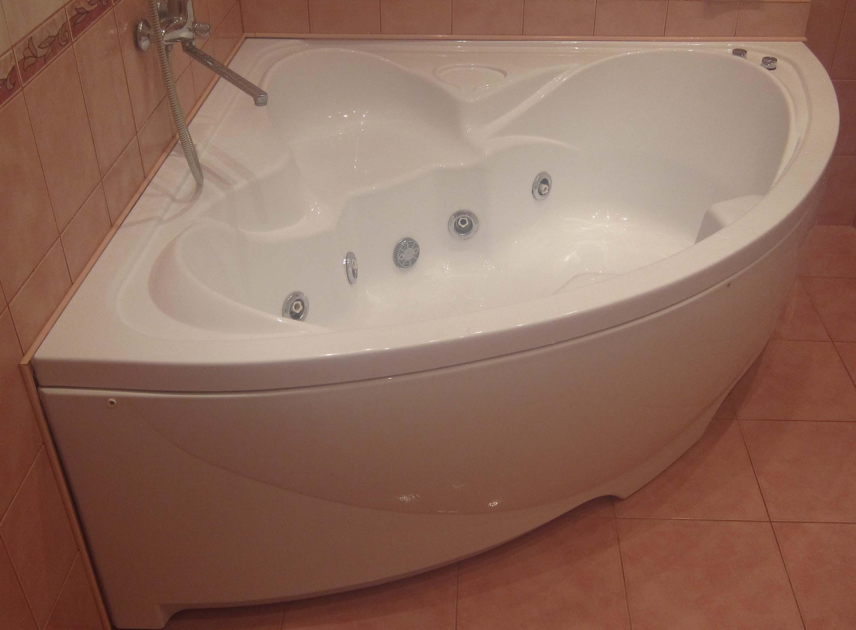 ванна джакузи угловая владивосток магазина